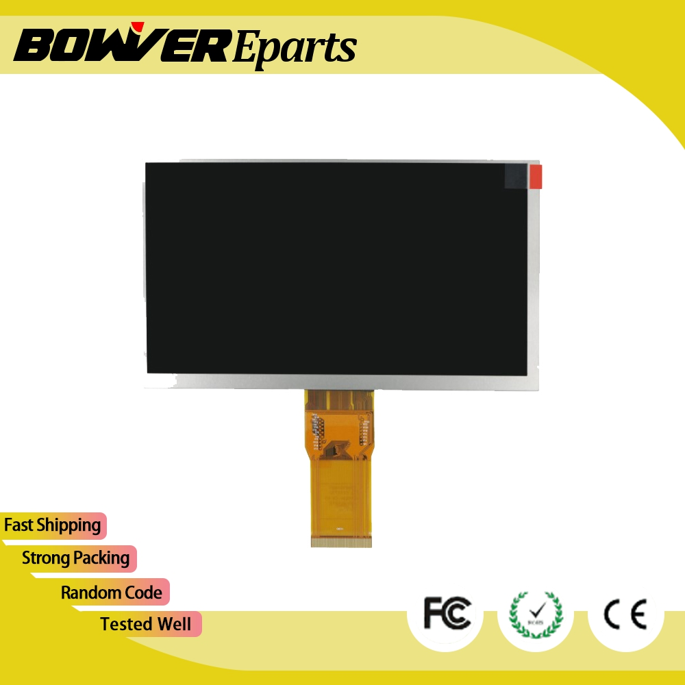 A+ 7inch LCD Screen 7300101462  7300101463 E231732 7300130906 /YH070IF50 HD 1024*600 LCD Screen for Cube U25GT Tablet PC MID 7 inch fpc3 w70045a0 mid lcd 5mm thickness