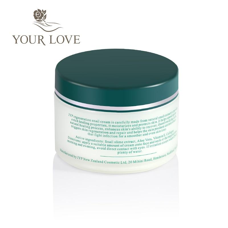 100 Original NewZealand JYP Skin Regeneration Snail Cream Collagen face cream Moisturizing Whitening Face Anti Wrinkle Cream in Facial Self Tanners Bronzers from Beauty Health