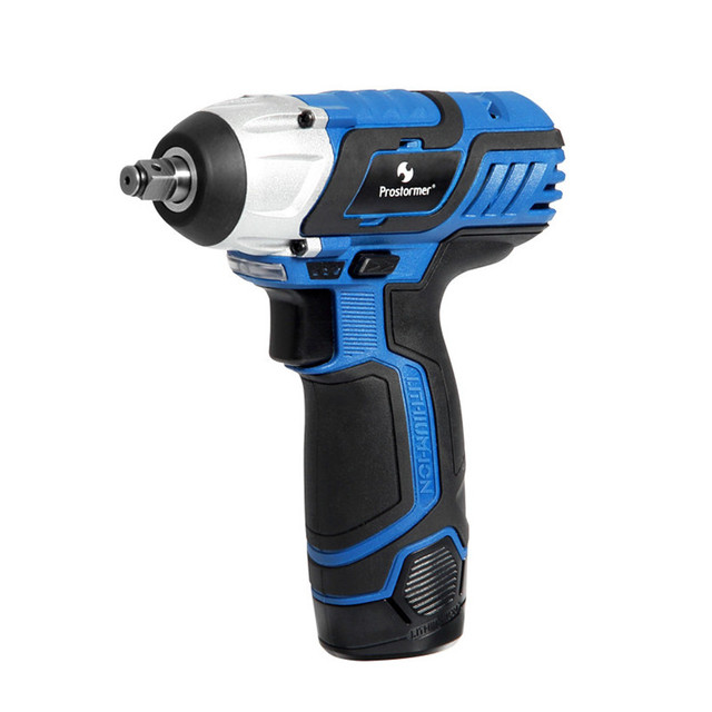 Prostormer 12V Series Electric Drill/Electric Screwdriver/Electric wrench/Ratchet wrench Cordless Drill Household Power Tools 2