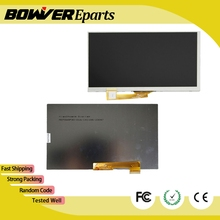 "^ A+  164* 97mm 30 pin New LCD display 7"" Irbis TZ70 4G Tablet inner TFT LCD Screen Panel Lens Module Glass Replacement"