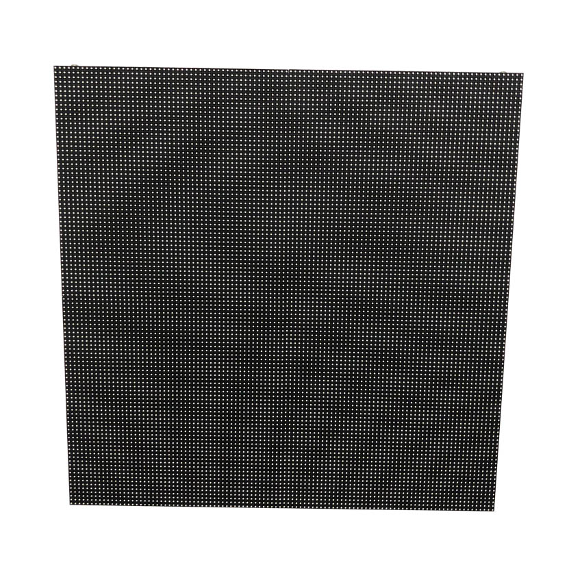 500x500mm Die Cast Aluminum Cabinet, RGB 128*128dots P3.91 SMD1921 Outdoor Full Color Led Display Screen For Video Wall Panel