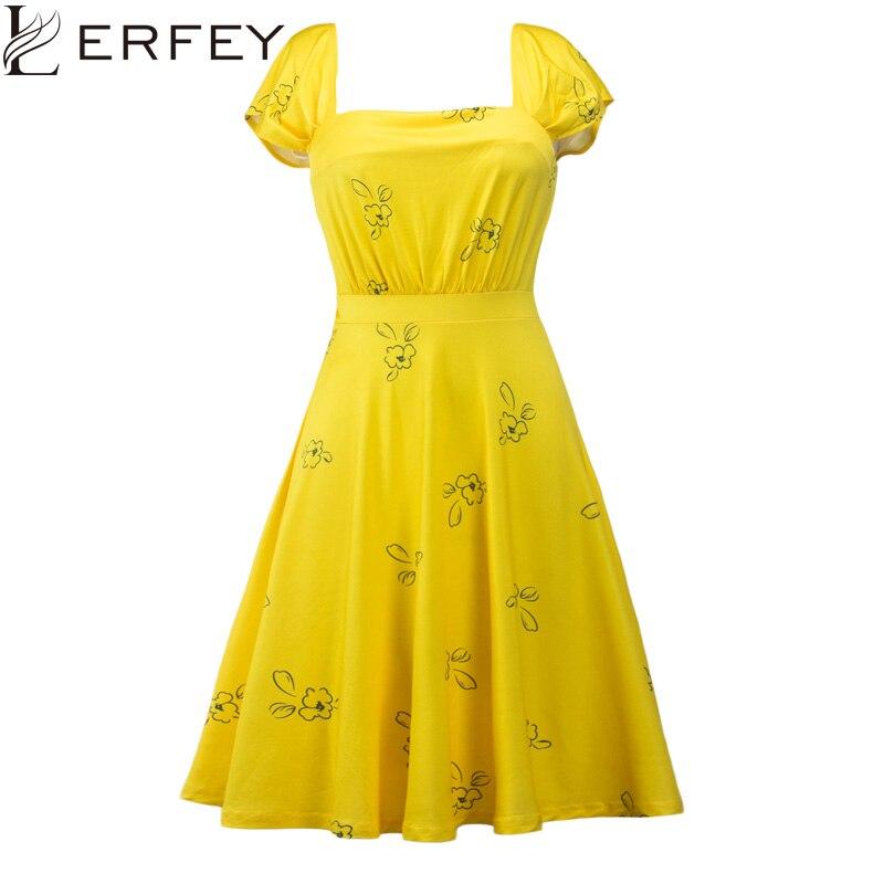 Online Get Cheap Yellow Casual Dress -Aliexpress.com | Alibaba Group