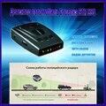 STR-535 Melhor Anti Radares Carro Sistema de Alarme de Detector Strelka Marca Laser de Radar de Velocidade Do Carro Detector de Radar Para O Carro Russa-detector
