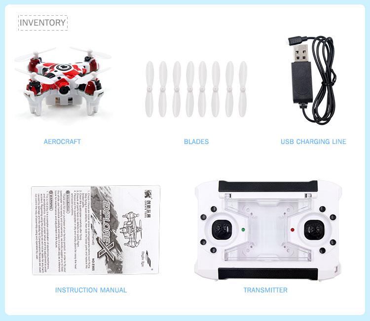 Drone Fotocamera 2.4G SelenTeks 17