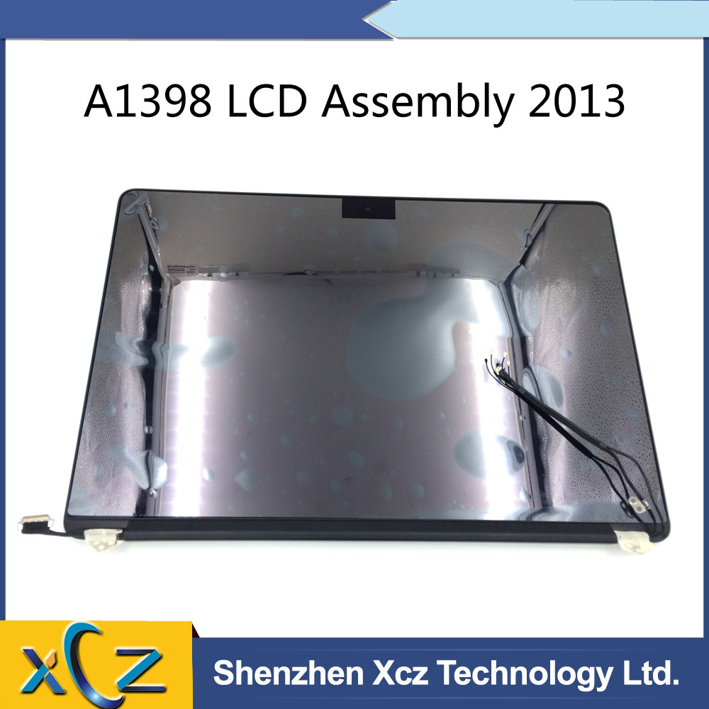 A1398 LCD LED Screen Display Assembly For MacBook Pro 15 Retina A1398 Full LCD Assembly Late