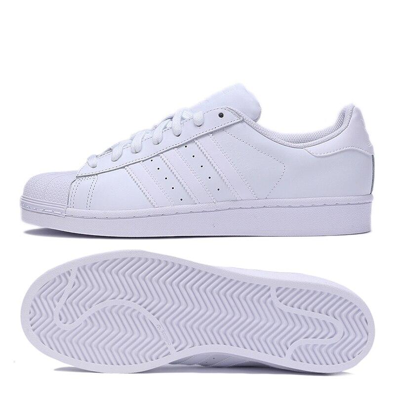 Aliexpress.com : Buy Original New Arrival 2018 Adidas Originals Superstar Unisex Skateboarding Shoes Sneakers from Reliable skateboarding shoes sneakers ...