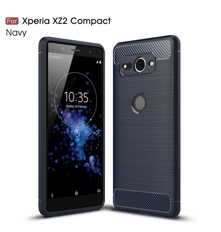 Phone Bags & Cases Half-wrapped Case Soft Silicone Phone Funda For Sony Xperia Xz2 Compact Dynamic Liquid Quicksand Shockproof Fitted Case H8324 H8314 Bumper Cover