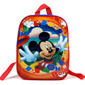 IVI Cute Print Mickey Children School bags Cartoon Kid Girls Boys Kindergarten backpack for kids new year gift