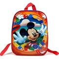 IVI Impresión Linda Mickey mochilas Los Niños de Dibujos Animados Niños Niñas niños mochila Kindergarten para los niños regalo de año nuevo