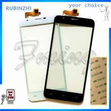 RUBINZHI Mobile Phone Touchscreen Sensor For BQ BQS 5505 Tou