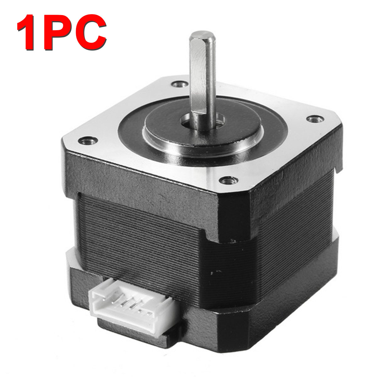 Hybrid Stepper Motor 2 Phase 42HS34-1304A  Motors For Laser Engraver Machine CNC RouterHybrid Stepper Motor 2 Phase 42HS34-1304A  Motors For Laser Engraver Machine CNC Router