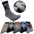 2016 venda quente 100% meias de lã quentes Extra quente ( includy 5 pares )