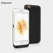 Extpower 5000mAh Battery Case For iPhone 6 6s 7 8 Power Bank Charging Case For iPhone 6 6s 7 8 Plus Battery Charger Case Cover