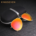 58mm Retro Sunglasses Women Kingseven Luxury Brand Female Sun glasses For Women 2016 Fashion Oculos Designer Shades Unisex 3025