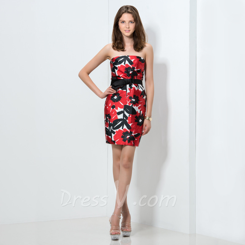 Aliexpress.com : Buy Hot Trendy Designer Short Print Cocktail ...