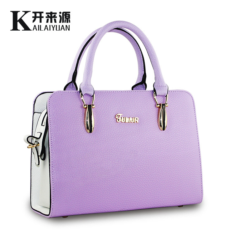 Ms Bag 2017 New Handbag Taobao Explosion Models Fashion Handbags Shoulder Messenger A Generation Of Fat In Bags From Luggage On