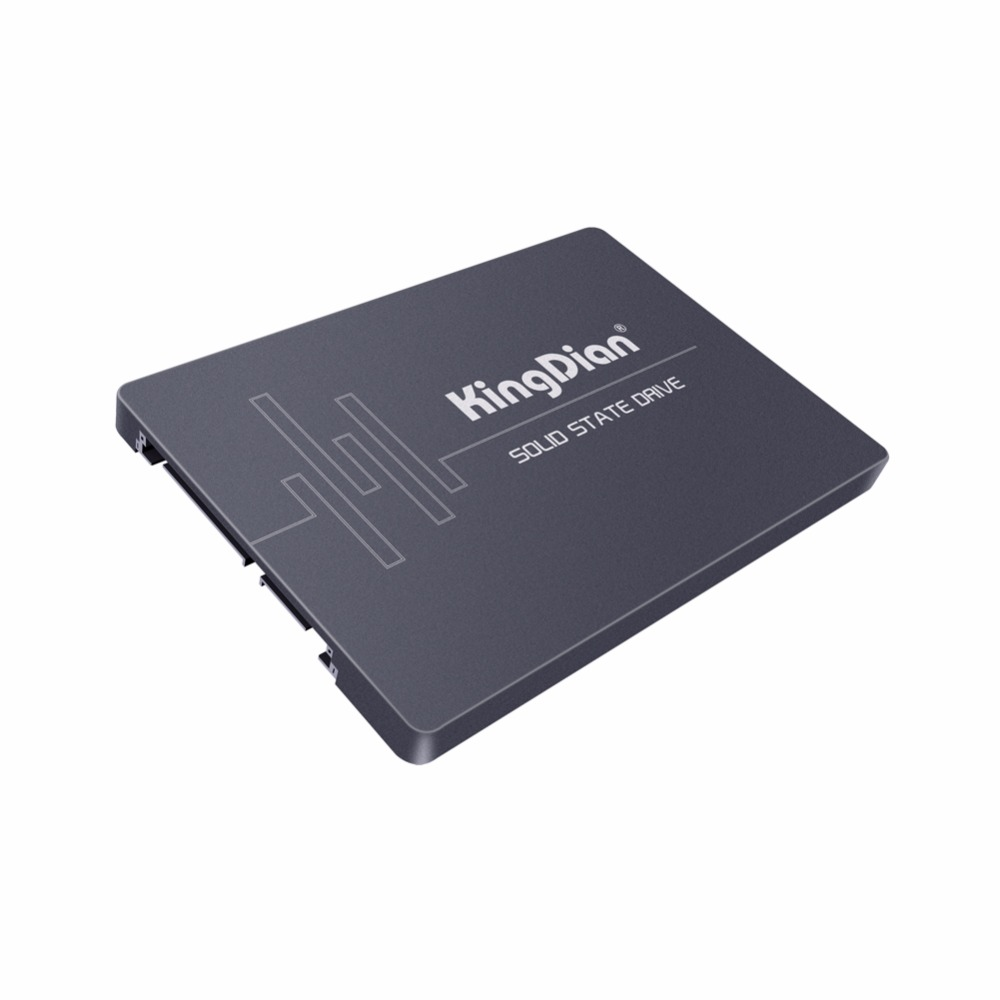 KingDian New Item S370 128GB SATA III 2.5 Inch Internal SSD Up To 555/368mb/s For Laptop Desktop With 3years Warranty