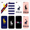 Hot Selling Phone Case Polo Ralph Laurens Cover for Iphone 5 5 s 5 c 6 6p 7 7plus Soft silicone TPU Clear cover