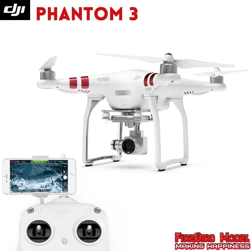 Dji phantom 3 стандарт