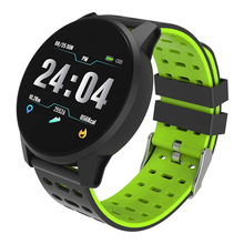 Sport Smart Watch Men Women Blood Pressure Waterproof Activity Fitness tracker Heart Rate Monitor Smartwatch GPS Android ios L6