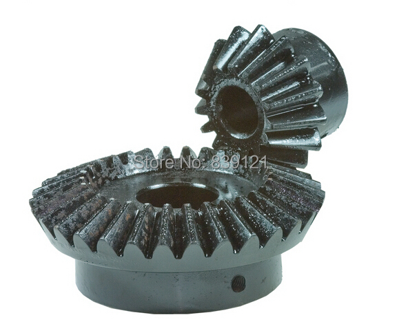 Precision bevel gear 1:2 ratio /0.5Model 35 and 70tooth bevel gear transmission / 90 degrees 0.5model william mark d performance based gear metrology kinematic transmission error computation and diagnosis isbn 9781118357880