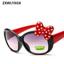 Детские защитные очки для девочек, сплав, солнцезащитные очки, Горячая Мода для мальчиков и девочек, детские классические ретро очки, милые Солнцезащитные очки