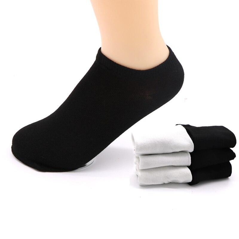 (35pairs/lot) Invisible Socks Men Shallow Mouth Thin Cotton Men Socks White Fashion Meias Mens Socks Meias Masculinas