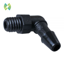 H23 M5-Dia 6 UV Ink Tube Fitting 20pcs / lot ink hose tube connector for all printers solvent uv plug male female