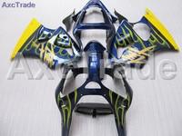 Motorcycle Fairing Kit For Kawasaki Ninja ZX6R 636 ZX 6R 2000 2001 2002 00 01 02