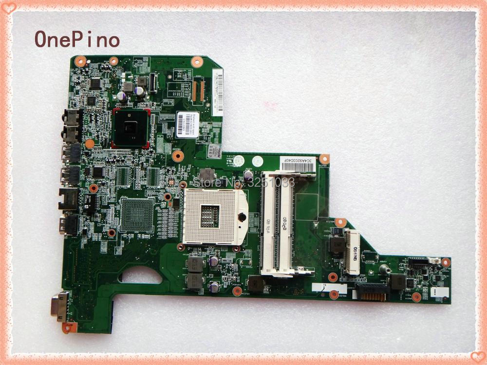 615849-001 FOR HP G72T-B00 NOTEBOOK for HP G72 G72T Notebook PC Laptop motherboard DDR3 all functional Tested ok 744009 501 744009 001 for hp probook 640 g1 650 g1 motherboard socket 947 hm87 ddr3l tested working