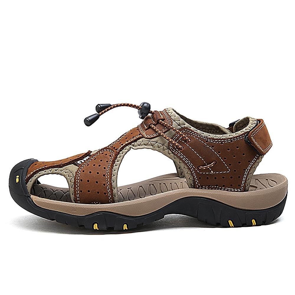 ALCUBIEREE Vanjski sportovi sandale muške ljetne cipele za vodu koje - Muške cipele - Foto 2