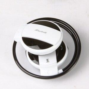 Image 4 - MINI501 Wireless Bluetooth earphones Stereo Foldable Sport Headphones TF card earphone FM Wireless With Mic For phone