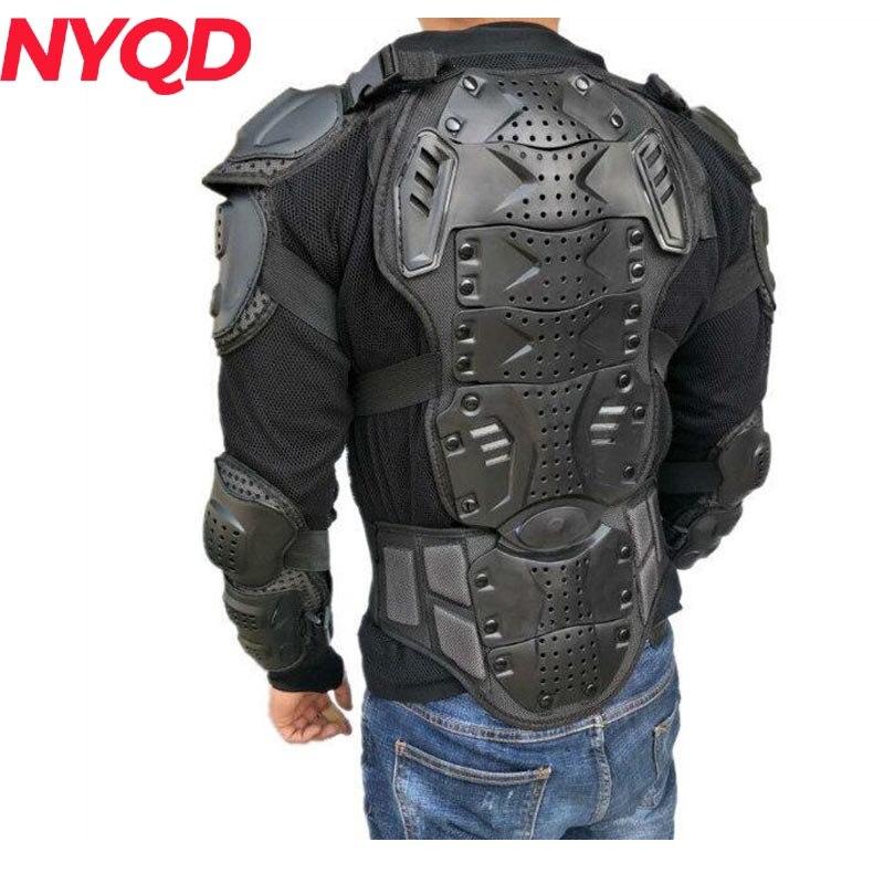 Motos Armure Protection Motocross Vêtements Veste Protection Moto Cross Retour Armure Protecteur Moto Vestes
