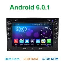 Восьмиядерный Android 6.0 dvd-плеер автомобиля для Renault Megane 2 II 2003-2010 с Bluetooth GPS Wi-Fi Радио