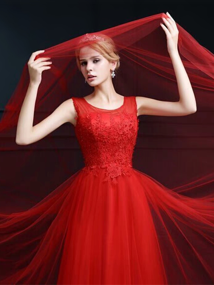 6 10 15 20 30 Meters Wedding Picture Party Bridal Extra Long 6 10 15 20 30M Red Soft Mesh Tulle Veil Bride Veils Without Comb
