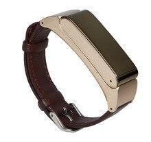 Original TalkBand K2M Smart Armband Armband Bluetooth Dual-modus Schlaf-monitor Smartwatch Band Telefon Kamerad für smartphone