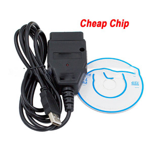 Image 2 - New VAG USB Cable with FTDI FT232RL Chip VAG USB Interface OBD2/OBDII Diagnostic Scan OBD Cable For VAG Series Vehicle