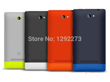 Original For HTC One A620e 8S housing battery cover back case free shipping