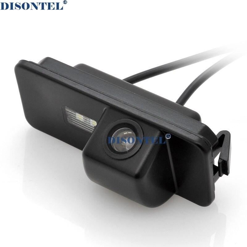 Rearview camera For VW Polo 2C Passat B6 CC Golf 6 5 4 New Jetta Bora Backup CCD reverse HD night version Parking Camera wired hd ccd ip68 waterproof 170 wide angle ir night vision car rearview camera for vw new bora