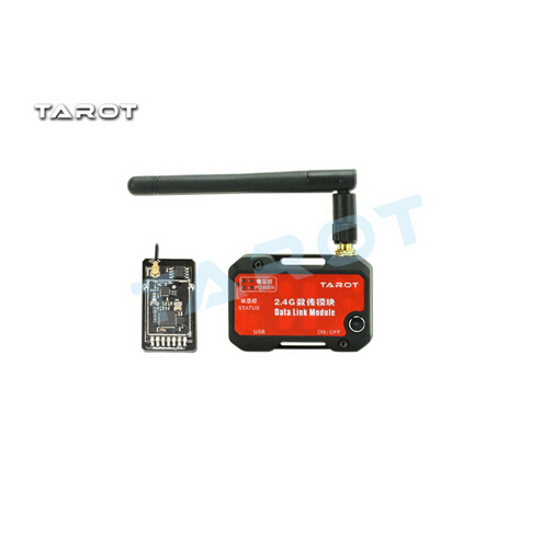 Tarot ZYX-BD 2.4G Bluetooth Data Transmission Module with 5.8G Antenna for ZYX-M Flight Controller Quadcopter Drone RC FPV ZYX27 цена 2017
