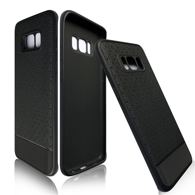 MDFUNDAS Business Style Phone Case For Samsung Galaxy S8 High Quality TPU Case For Galaxy S8 5