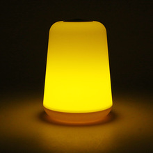 LED Night Light With ON/OFF Switch Camping Light Use 3 AAA Battery light for Bedroom,Outdoor Camping  Lamp