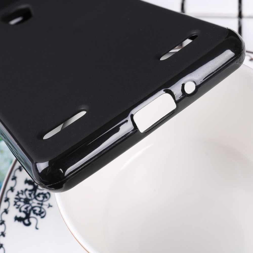 Для ZTE Blade A520 силиконовый чехол ТПУ мягкий черный чехол для телефона для ZTE Blade A520 чехол Fundas аксессуаров для сотовых телефонов