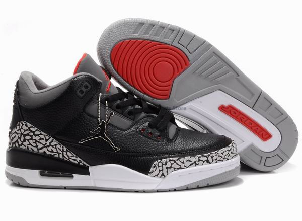 92a6ddc9246 KFJ AIR US JORDAN Retro 3 Basketball Shoes Low help JORDAN Sneakers Men  Basketball Outdoor Sneakers Sport Sneaker 40-47