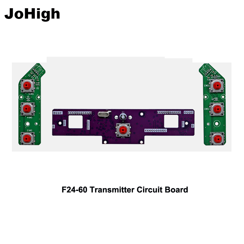 JoHigh Wireless Industrial remote Motherboard Transmitter Circuit Board F24-60