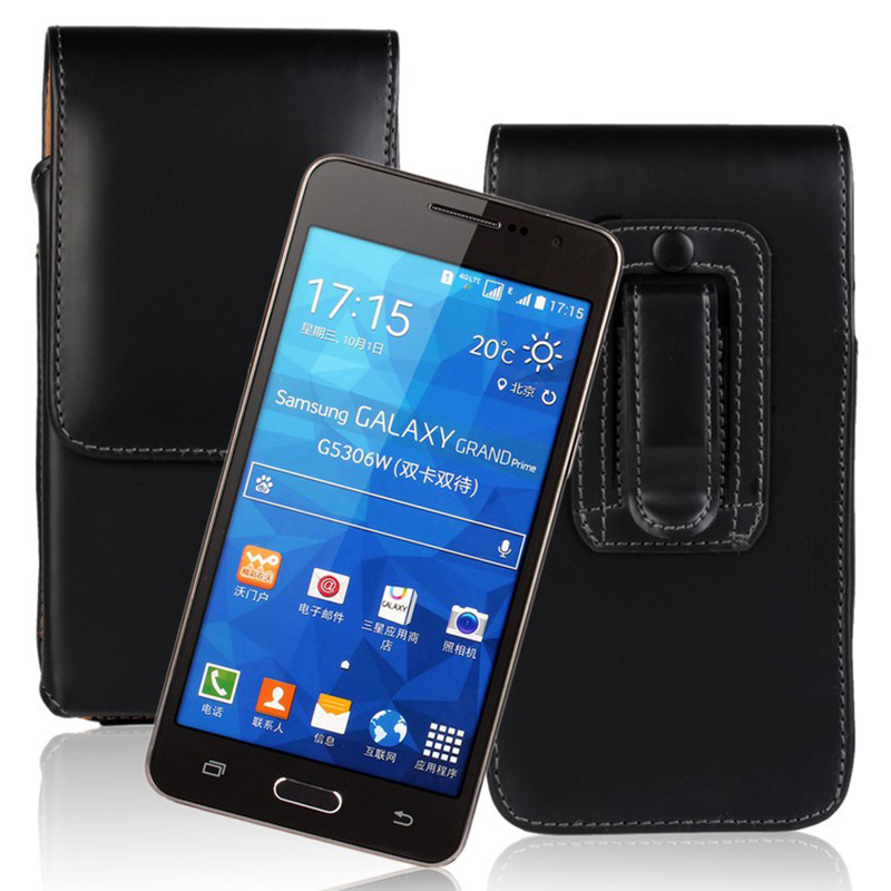 PU Leather Pouch bags case cover with Belt Clip For Samsung Galaxy S3 S III i9300 4.7inch Cell Phone cases Y2A05D