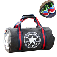 Unisex Gym Bags Sport Bag Men Fitness Football Sports Bag Women Yoga Canvas Handbag Shoulder Travel Outdoor Bagpack Sport Bags