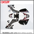 3M graphics kits & decals & sticker for Motorcycle Honda CRF50 dirt pit bike Parts Spare