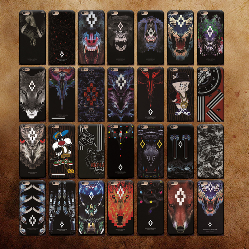 case for iphone6s plus,28 pattern Fashion marcelo burlon Case Wolf ...