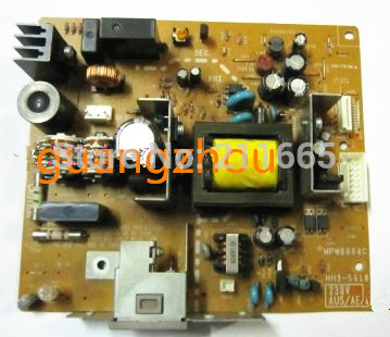 Free shipping 100% Printer tested Power board for CANON L398S L390 L408 on sale 100% tested for washing machines board xqsb50 0528 xqsb52 528 xqsb55 0528 0034000808d motherboard on sale